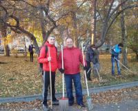 Субботник 13.10.2012
